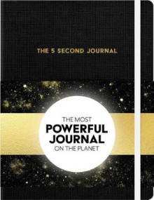 The 5 Second Journal av Mel Robbins (Innbundet)