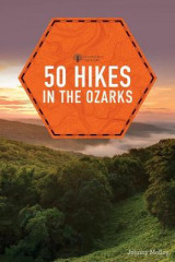 Omslag - 50 Hikes in the Ozarks