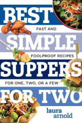 Omslag - Best Simple Suppers for Two