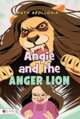 Omslag - Angie and the Anger Lion