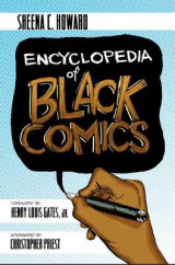 Omslag - Encyclopedia of Black Comics