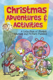 Christmas Adventures & Activities av David Mead (Heftet)