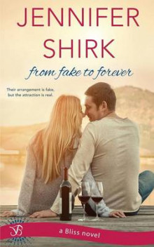 From Fake to Forever av Jennifer Shirk (Heftet)