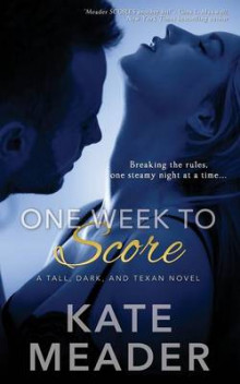 One Week to Score av Kate Meader (Heftet)