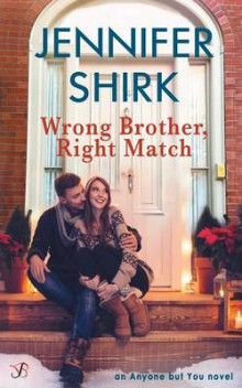 Wrong Brother, Right Match av Jennifer Shirk (Heftet)