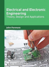 Omslag - Electrical and Electronic Engineering: Theory, Design and Applications