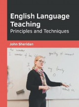 Omslag - English Language Teaching: Principles and Techniques