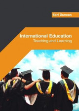 Omslag - International Education: Teaching and Learning