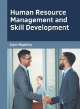 Omslag - Human Resource Management and Skill Development