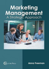 Omslag - Marketing Management: A Strategic Approach