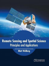 Omslag - Remote Sensing and Spatial Science: Principles and Applications