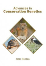 Omslag - Advances in Conservation Genetics