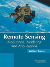 Omslag - Remote Sensing: Monitoring, Modeling and Applications