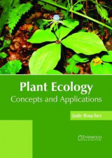 Omslag - Plant Ecology: Concepts and Applications