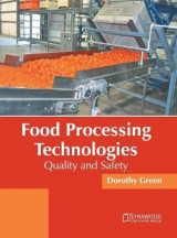 Omslag - Food Processing Technologies: Quality and Safety