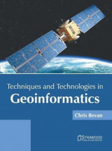 Omslag - Techniques and Technologies in Geoinformatics