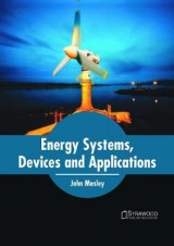 Omslag - Energy Systems, Devices and Applications