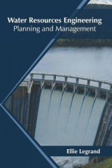 Omslag - Water Resources Engineering: Planning and Management