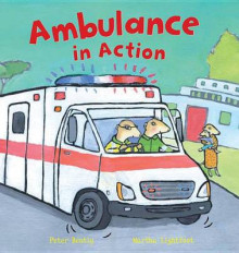 Ambulance in Action av Peter Bently (Heftet)