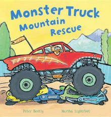 Monster Truck Mountain Rescue! av Peter Bently (Heftet)