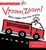 Omslag - Vroom, Zoom!: Here Comes the Fire Truck!