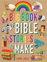 Omslag - The Big Book of Bible Stories to Make
