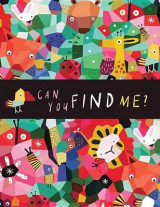 Omslag - Animosaics: Can You Find Me?