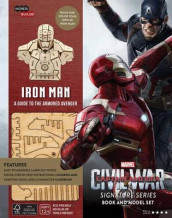 Incredibuilds: Marvel's Captain America: Civil War: Iron Man Signature Series Book and Model Set av Scott Beatty (Innbundet)