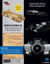 Omslag - Incredibuilds: Batmobile Signature Series Book and Model Set