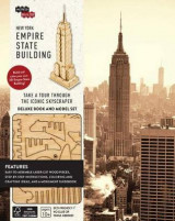 Omslag - Incredibuilds: New York: Empire State Building Deluxe Book and Model Set