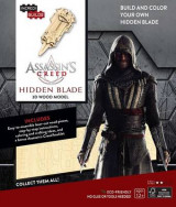 Omslag - Incredibuilds: Assassin's Creed 3D Wood Model
