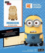 Omslag - Incredibuilds: Minions 3D Wood Model