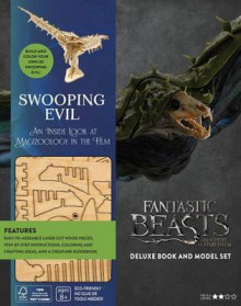 Incredibuilds: Fantastic Beasts and Where to Find Them: Swooping Evil Deluxe Book and Model Set av Jody Revenson (Innbundet)