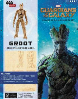 Omslag - Marvel: Groot: Guardians of the Galaxy Deluxe Book and Model Set