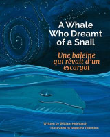 Omslag - A Whale Who Dreamt of a Snail