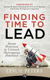 Omslag - Finding Time to Lead