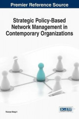 Omslag - Strategic Policy-Based Network Management in Contemporary Organizations