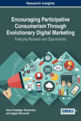 Omslag - Encouraging Participative Consumerism Through Evolutionary Digital Marketing