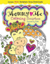 Omslag - Mommy and Me Coloring Scripture