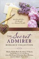Omslag - The Secret Admirer Romance Collection