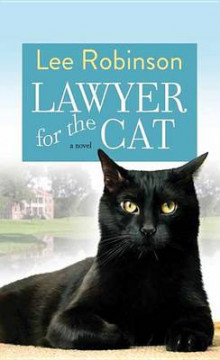 Lawyer for the Cat av Lee Robinson (Innbundet)