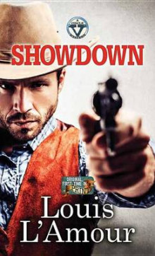 Showdown av Louis L'Amour (Innbundet)