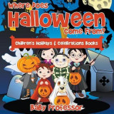 Omslag - Where Does Halloween Come From? Children's Holidays & Celebrations Books
