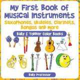 Omslag - My First Book of Musical Instruments