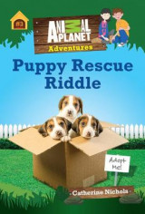 Omslag - Puppy Rescue Riddle