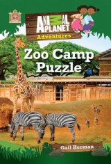 Omslag - Zoo Camp Puzzle