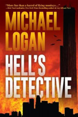 Omslag - Hell's Detective