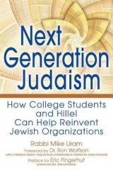Omslag - Next Generation Judaism