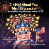Omslag - It's Not about You, Mrs. Firecracker