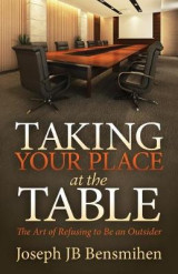 Omslag - Taking Your Place at the Table